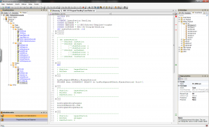Importierter Programmcode
